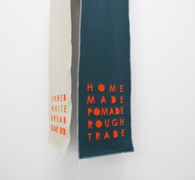 HOMEMADE/POMADE/ROUGH TRADE (Detail), 2011