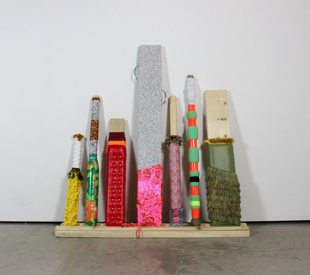 Power in the Image of Gun (Devices #1-7), 2011