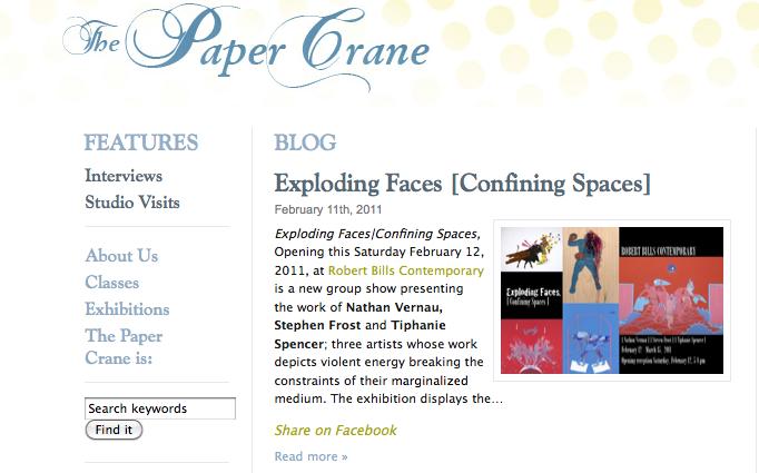 The Paper Crane Blog
